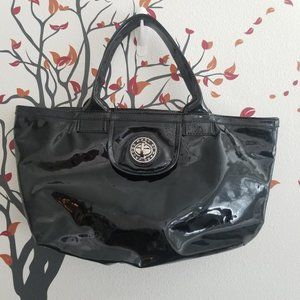 Marc Jacobs Protege Large Patent Leather Tote Bag